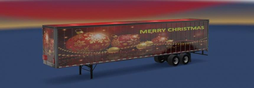 Merry Christmas Standalone SCS Long Box