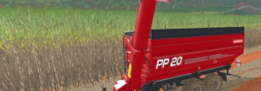 Metaltech PP20 sugar cane v1.0