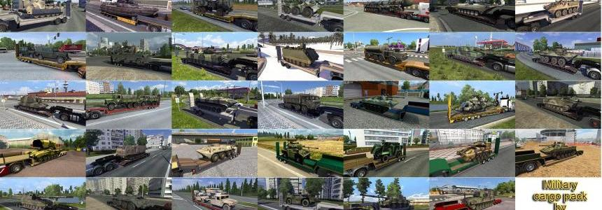 Military Cargo Pack by Jazzycat  v2.4.1