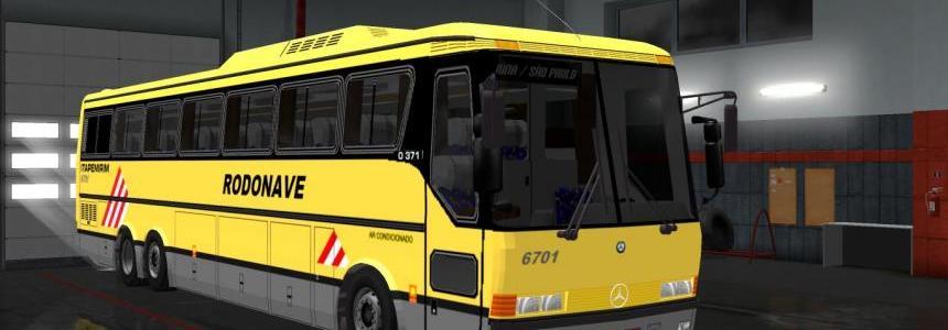 Monobloco o371 Mercedes Benz 6x2 1.30