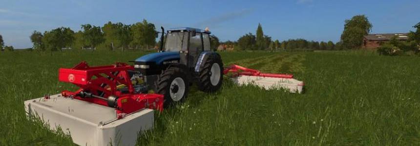 New Holland 8x60 Serie v1.0