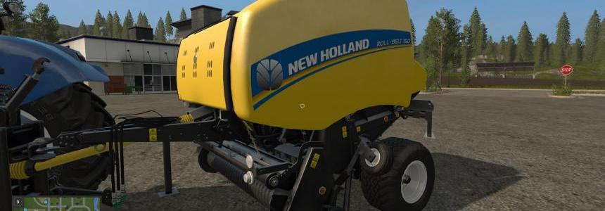 New Holland Roll Belt 150 v1.0