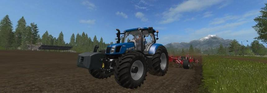 New Holland T6.070 v1.0.0.0