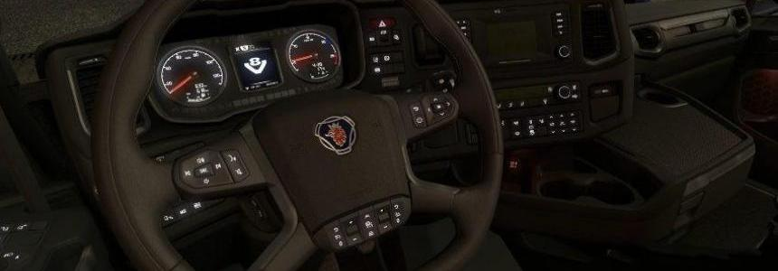 Next Gen Scania | Display – Dash Color – Needles – Glass v1.1