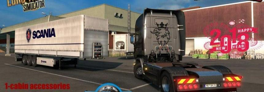 Nice Tuning For Scania v1.0