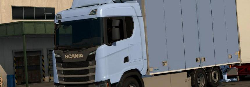 NTM Tandem addon for Next Gen Scania v0.1b by Siperia