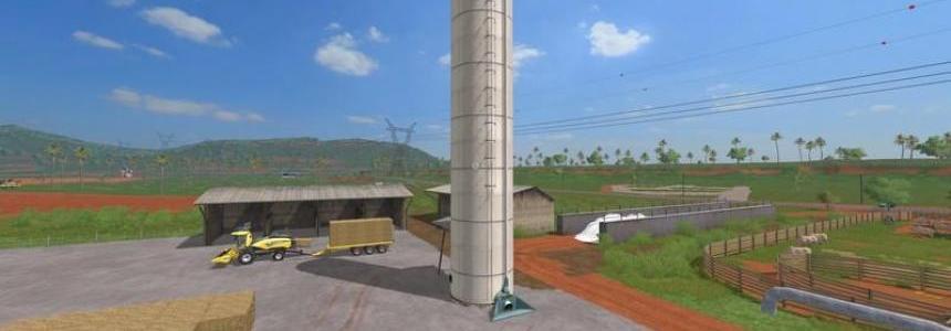 Pellet Fermenting silos v1.0