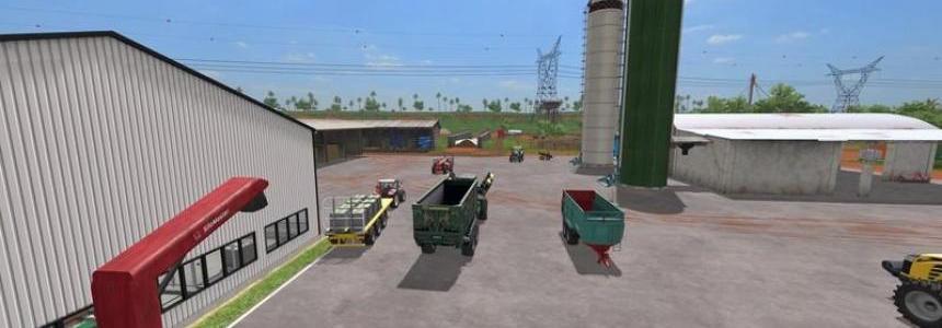 Pellet Fermenting silos v2.0