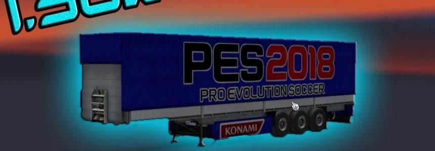 PES 2018 Trailer 1.30.x