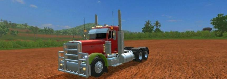 PETERBILT 389 DAY CAB MULTICOLOR v1.0