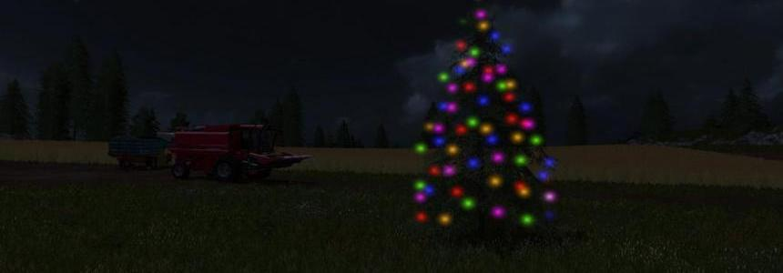 Placeable Christmas Tree v1.0.0.0
