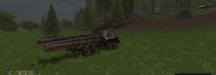 Ponsse Buffalo with autoload and loading aid v1.0
