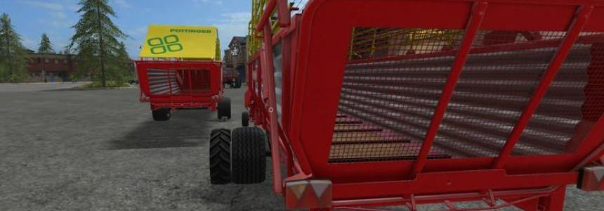 Pottinger EuroBoss 330T with twin tires v1.7