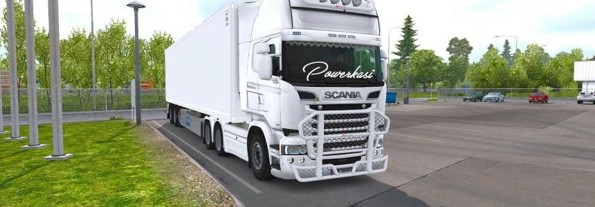 [powerkasi] Scania RS Addons v1.2 1.30
