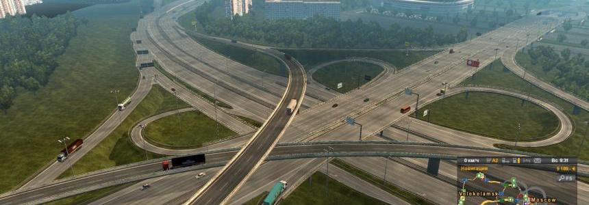 Realistic Russian Highways v3.1