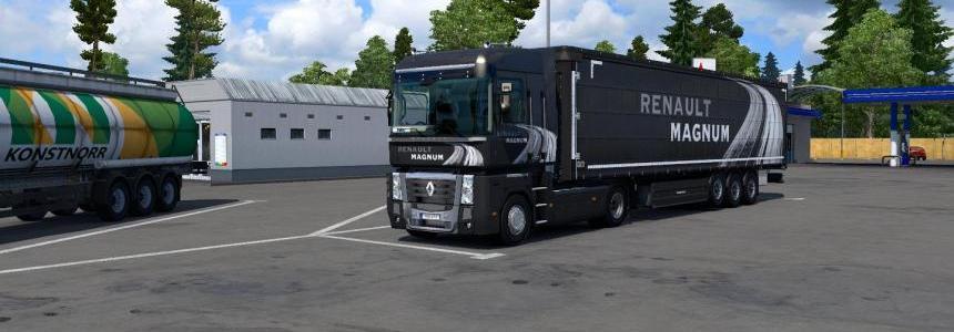Renault Magnum Updates v19.01 v1.30