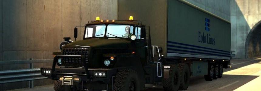 Russian Truck URAL 4320 1.30.x