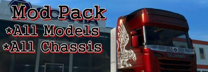 Scania AIR Mod Pack 1.30