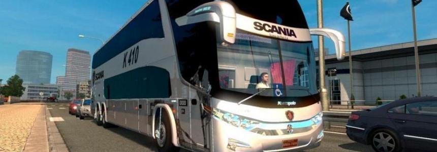 Scania marcopolo G7 v1.0