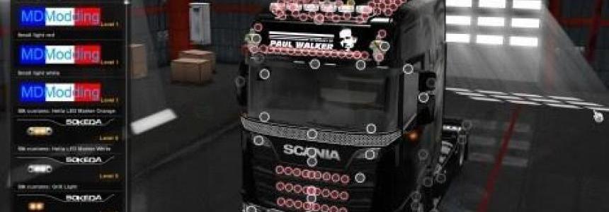 Scania NextGen Addons by SMG v1.1