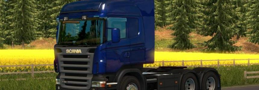 Scania R & Streamline Modifications v2.2.2 1.30