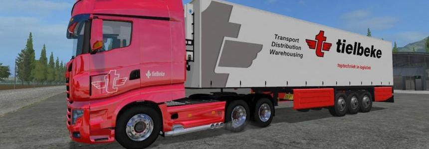 Scania R700 Tielbeke Sollection v2.2