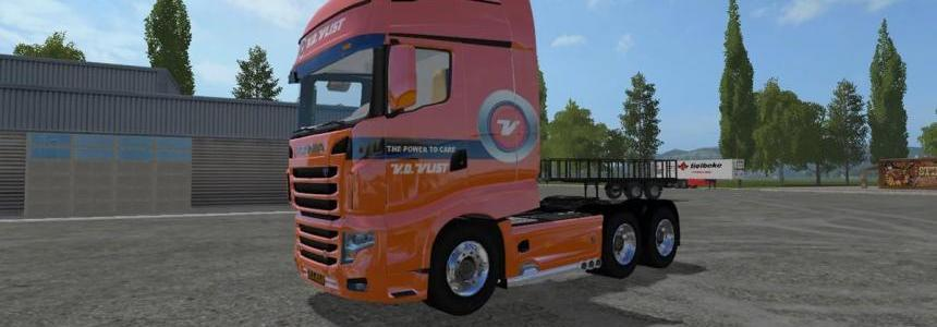 Scania R700 vd Vlist Collection v2.1