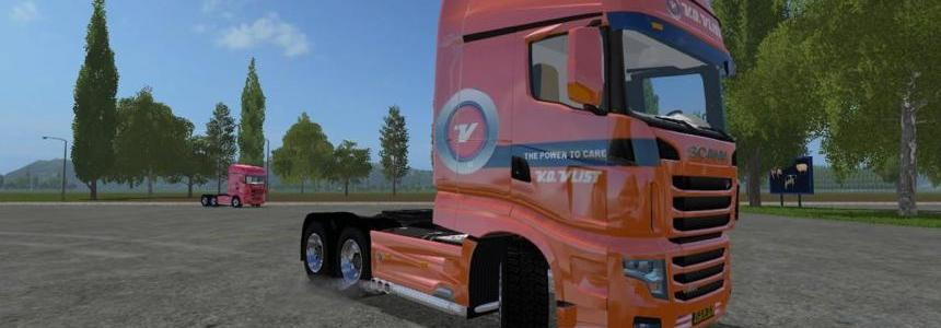 Scania R700 vd Vlist Collection v3.0