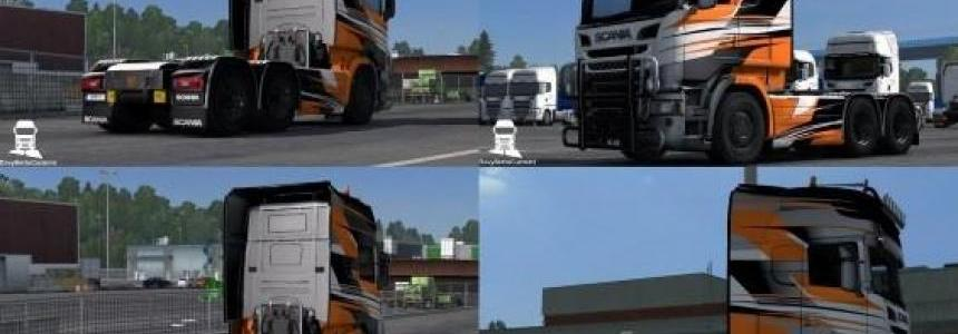 Scania Swedish Style v1.0