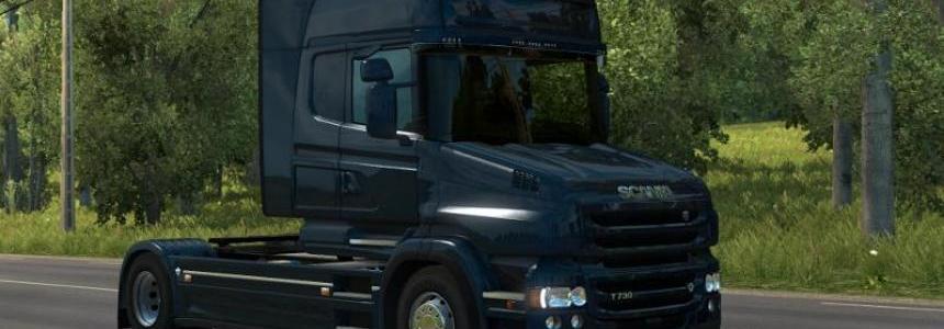 Scania T Mod v2.2.2 1.30