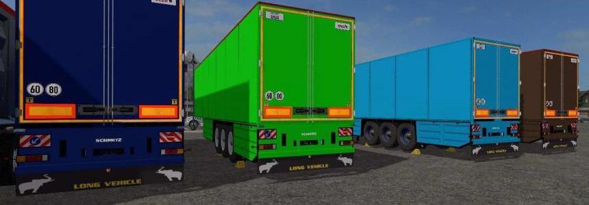 Schmitz Cargo Bull by WoTan