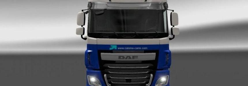Skin Daf Xf 510 For Calsina Carre Maroc