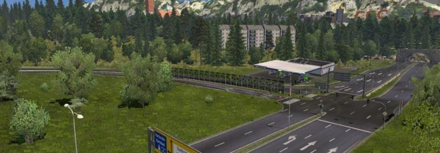 Stuttgart Improvements v1.01 (ProMods Addon)