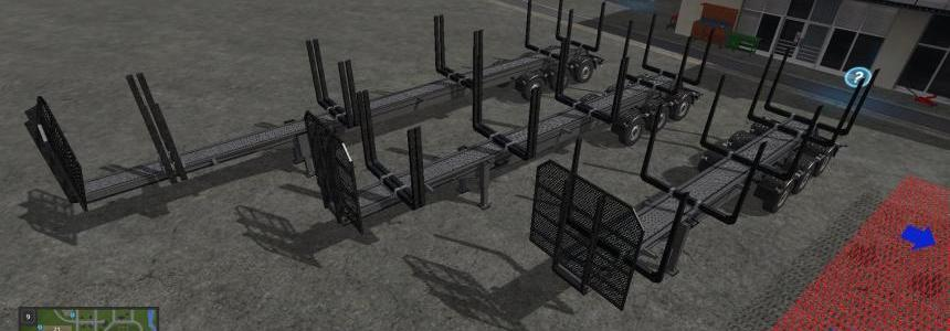 Timber Runner Wide With Autoload v1.0