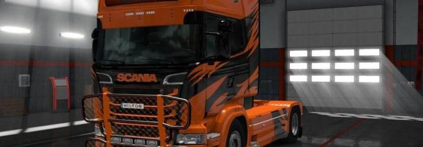 Tuning for Scania RS v1.0