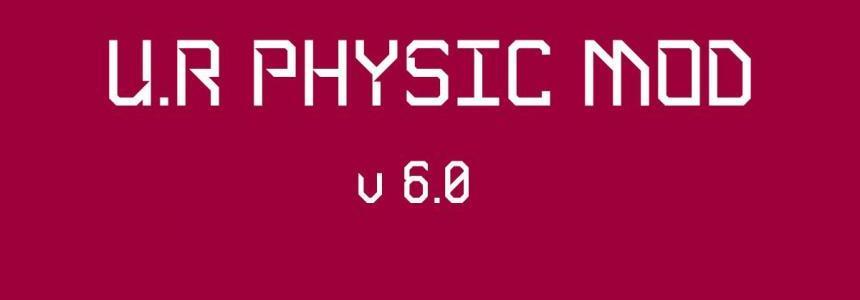 U.R Physics Mod v6.0 - SmhKzl 1.30.x