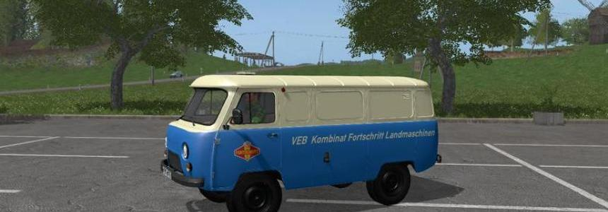 UAZ service vehicle v1.0