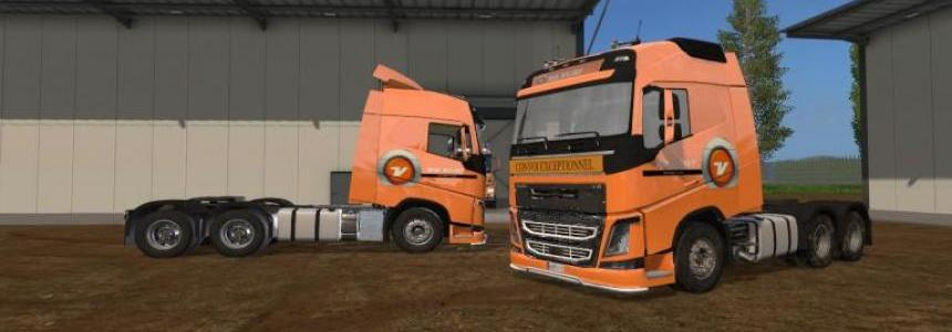 Volvo FH16-540 van der Vlist Collection v1.1