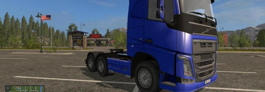 Volvo FH16 Short Wheel Base v1.0.0