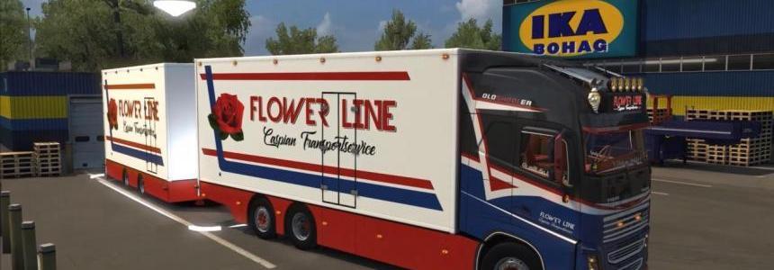 Volvo FH16 FlowerLine 1.30.x