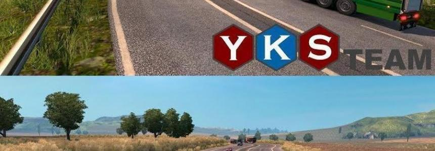 YKS Team EU Turkey Map&Vive La France v1.30.x