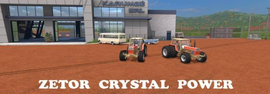 Zetor Crystal Power v1.0.5