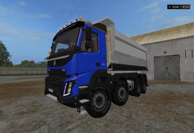 Volvo 8x6 v1.0