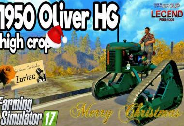 1950 Oliver HG High Crop by TFSG