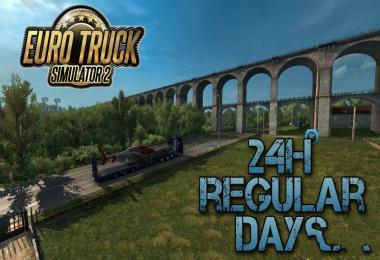 24h Regular Days v1.0