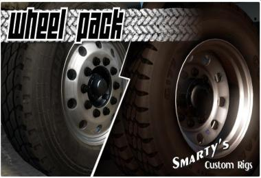 Smarty's Wheel Pack v1.2.4