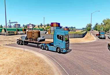 Scania for ATS 03 v1.0