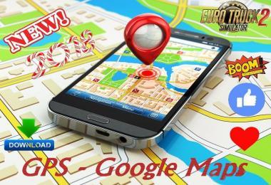 GPS – Google Maps [1.30.x]