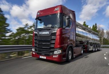 Scania Ghost V8 Sound v2.0