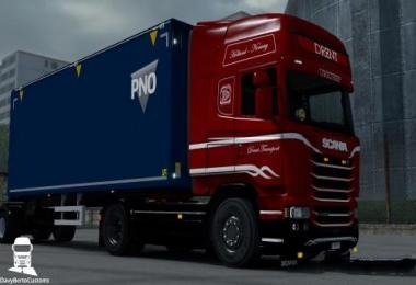 Scania Drent Transport Skin 1.30